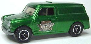 Matchbox MB713 – 1965 Austin Mini Van (55th Anniversary)