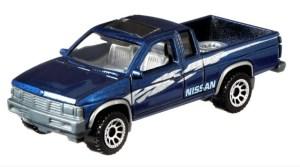 Matchbox MB1206 : Nissan Hardbody