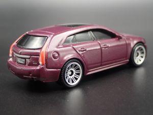 Matchbox MB806 : 2010 Cadillac CTS Wagon