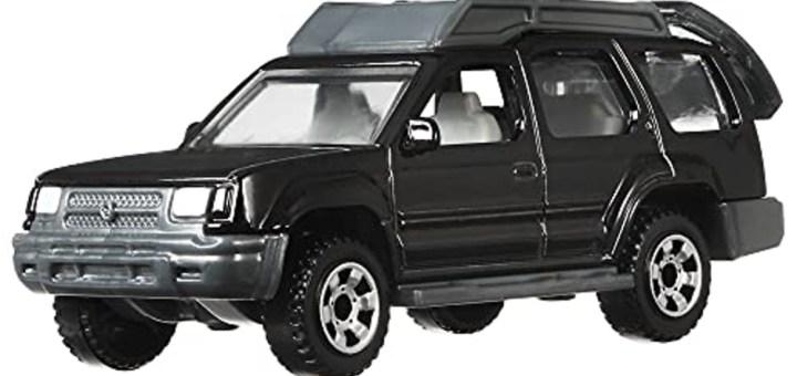Matchbox MB1137 : 2000 Nissan Xterra