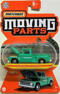 Matchbox MB1143 : ´63 Chevy C10 Pickup Truck (Moving Parts 2021)