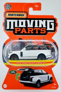 Matchbox MB1163 : ´18 Range Rover Vogue SE (Moving Parts)