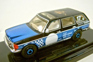 Matchbox MB1169 : 1980 Mercedes-Benz W 123 Wagon (2019 Dinner Model)