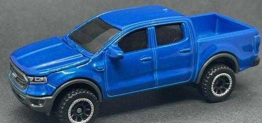 Matchbox MB1225 : ´19 Ford Ranger