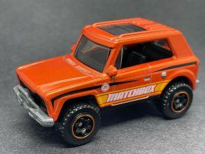Matchbox MB1243 : MBX Field Car (2021 Basic Range)
