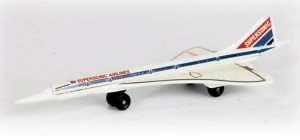 Matchbox SB-23 : Supersonic Airliner (S.S.T) (1983 Issue)