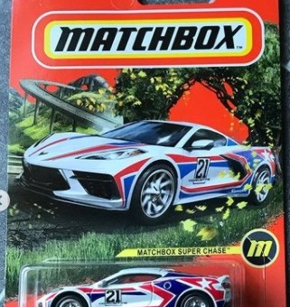 Matchbox Super Chase 2021