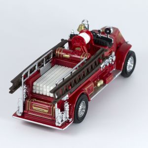 Matchbox Models of Yesteryear : YFE01 : 1920 Mack AC Fire Engine (Issue 02)