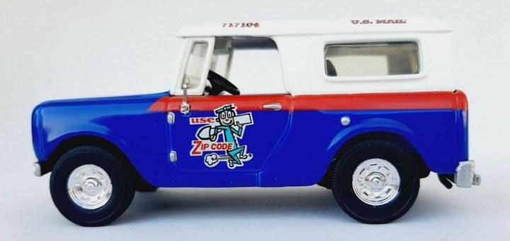Matchbox Collectibles YYM38242 : 1961 International Scout 80