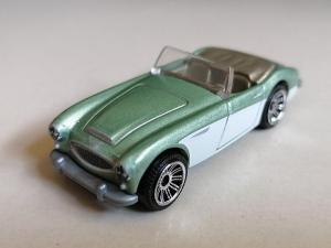 Matchbox MB1083 : 1963 Austin Healey 3000 Mk2