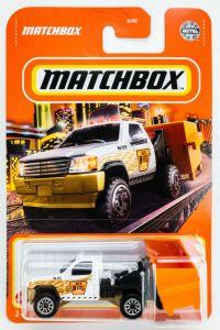 Matchbox MB1217 : MBX Garbage Scout