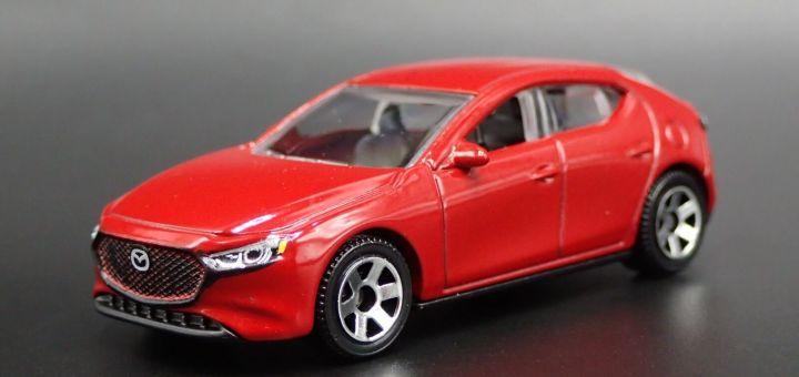 Matchbox MB1219 : 2019 Mazda 3 Series