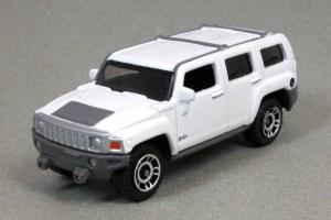 Matchbox MB666 : Hummer H3 (2006 Superfast)