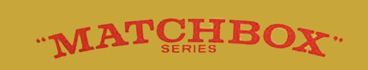 Matchbox Series 1964