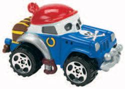 Matchbox Pirate Car