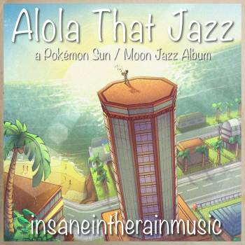 Alola That Jazz album cover art