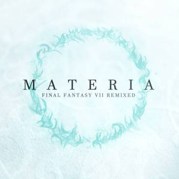 MATERIA: Final Fantasy VII Remixed album cover art