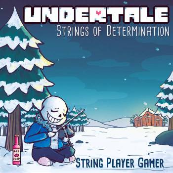 Strings of Determination album cover art