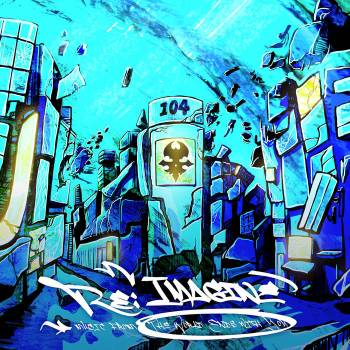 RE:IMAGINE Music from The World Ends with You album cover art