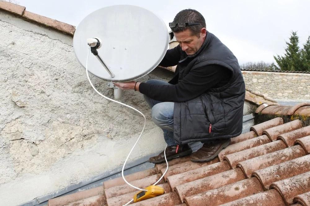 antenne tv comment installer une