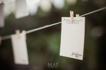 wedding leave a note