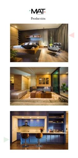 Produccion Apartamentos Modelo