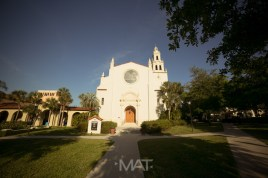 Knowles Memorial Chapel Orlando Wedding Venue at Hotel Rosen Plaza
