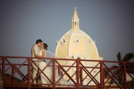 Matrimonio Catedral de Cartagena y Casa Pestagua