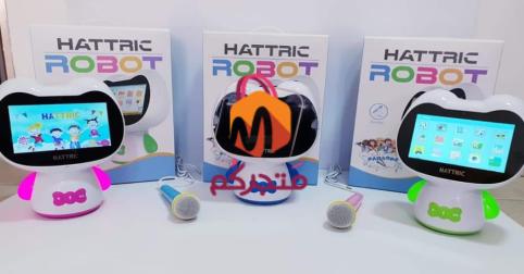 الروبوت العالمي HATTRIC R9