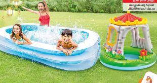 استمتع بالصيف مع أحدث برك سباحة منزلية