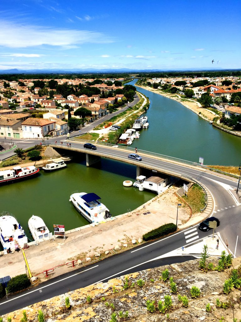 Aigues-Mortes oli aikoinaan Ranskan ainoa satama.