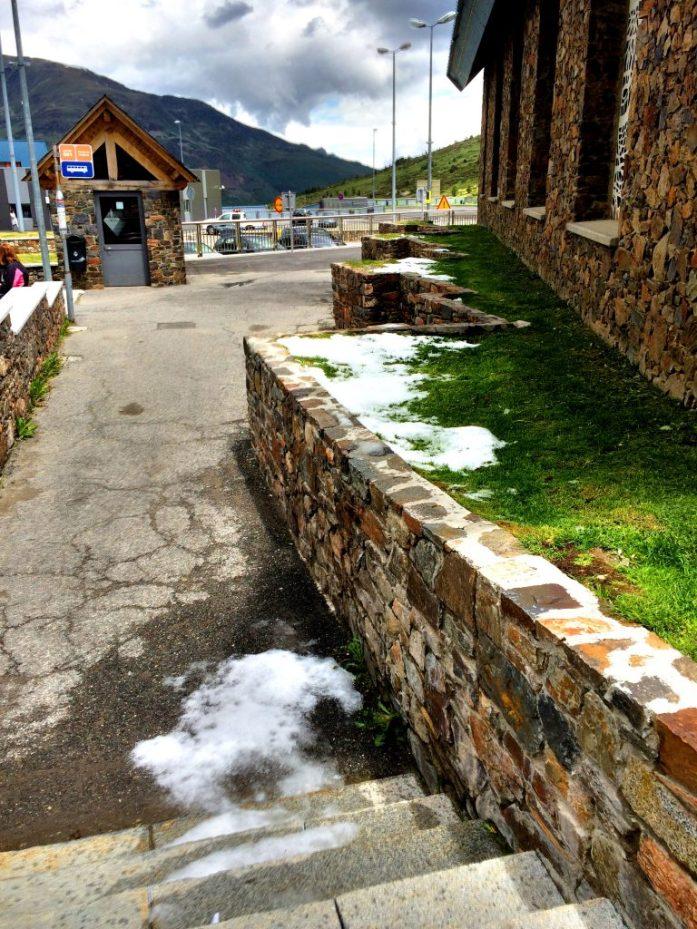 Kotoisa olo Andorrassa.