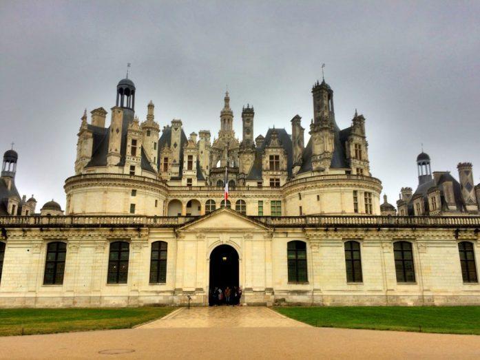 Chambord on tuttu myös Disney-faneille; se on Kaunotar ja Hirviö -elokuvan linnan esikuva.