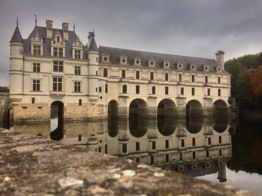 Château de Cenonceau, Loire.