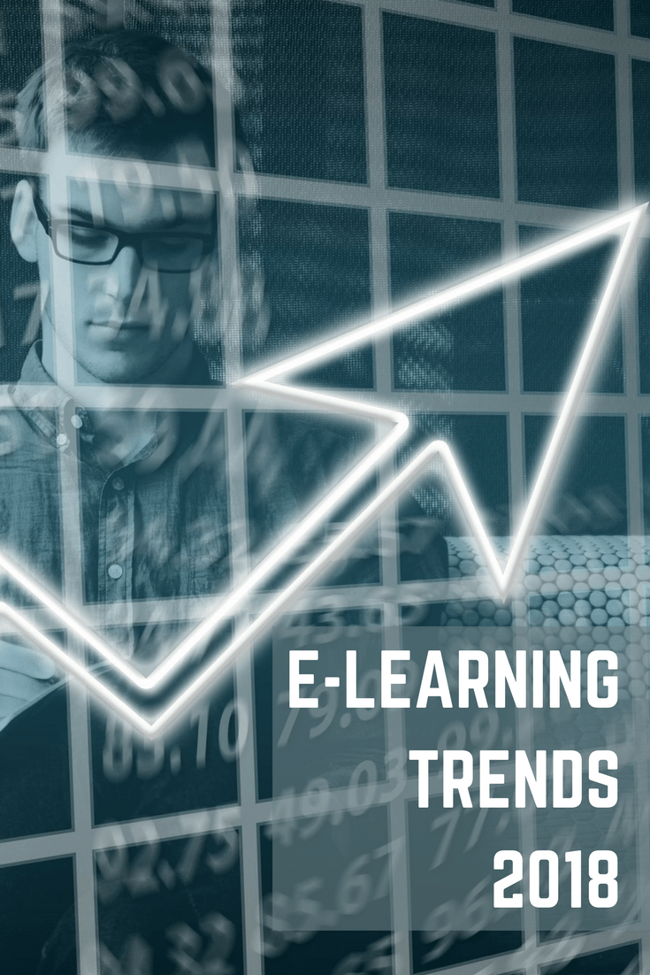 Top e-learning trends to keep an eye on in 2018
