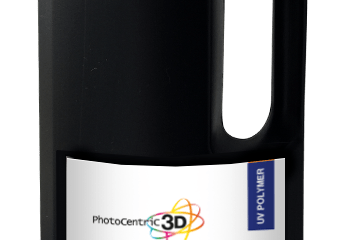 Photocentric UV DLP flexible