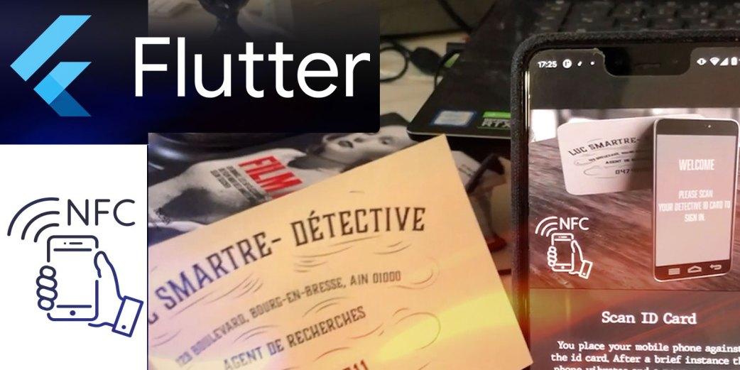 Flutter NFC