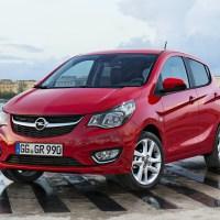 Nouvelle Opel Karl 2015 : le nouveau venu dans la famille