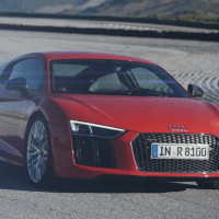 Photos officielles de la Audi R8 2015
