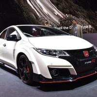 Salon de Genève 2015 : 310 ch pour la Honda Civic Type R