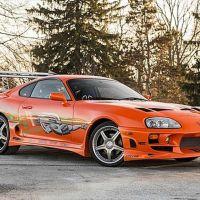 Fast and Furious : La Toyota Supra de Paul Walker en vente