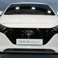 Salon Genève 2016 : Hyundai Ioniq, photos et infos