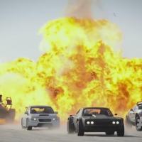 Fast and Furious 8 : Les voitures dans une vidéo explosive!