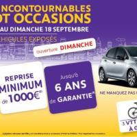 Peugeot Maurel Aveyron : JPO du 16 au 18 septembre