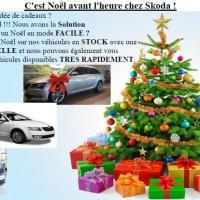 Skoda Autopôle 81 : Offre Spéciale Noël !