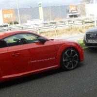 Audi Castres Autopôle 81 : Audi TTRS QUATTRO driving experience