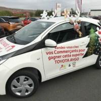 Super Tombola : Gagnez une Toyota Yaris avec Toyota Tarn
