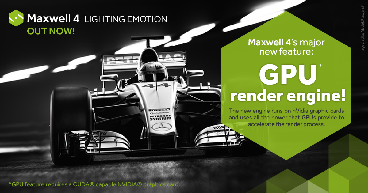 Maxwell 4 GPU: What You Need to Know – Maxwell Render Blog
