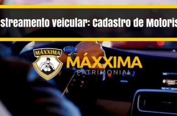 Rastreador veicular: Cadastro de Motorista