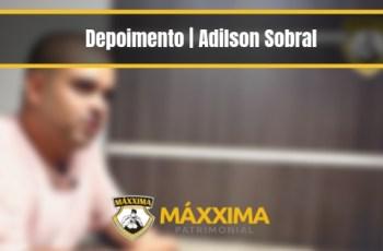 Depoimento   Adilson Sobral